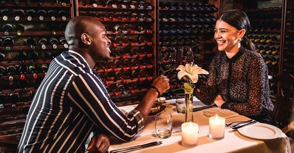 WINE CELLAR PRIVATE DINING